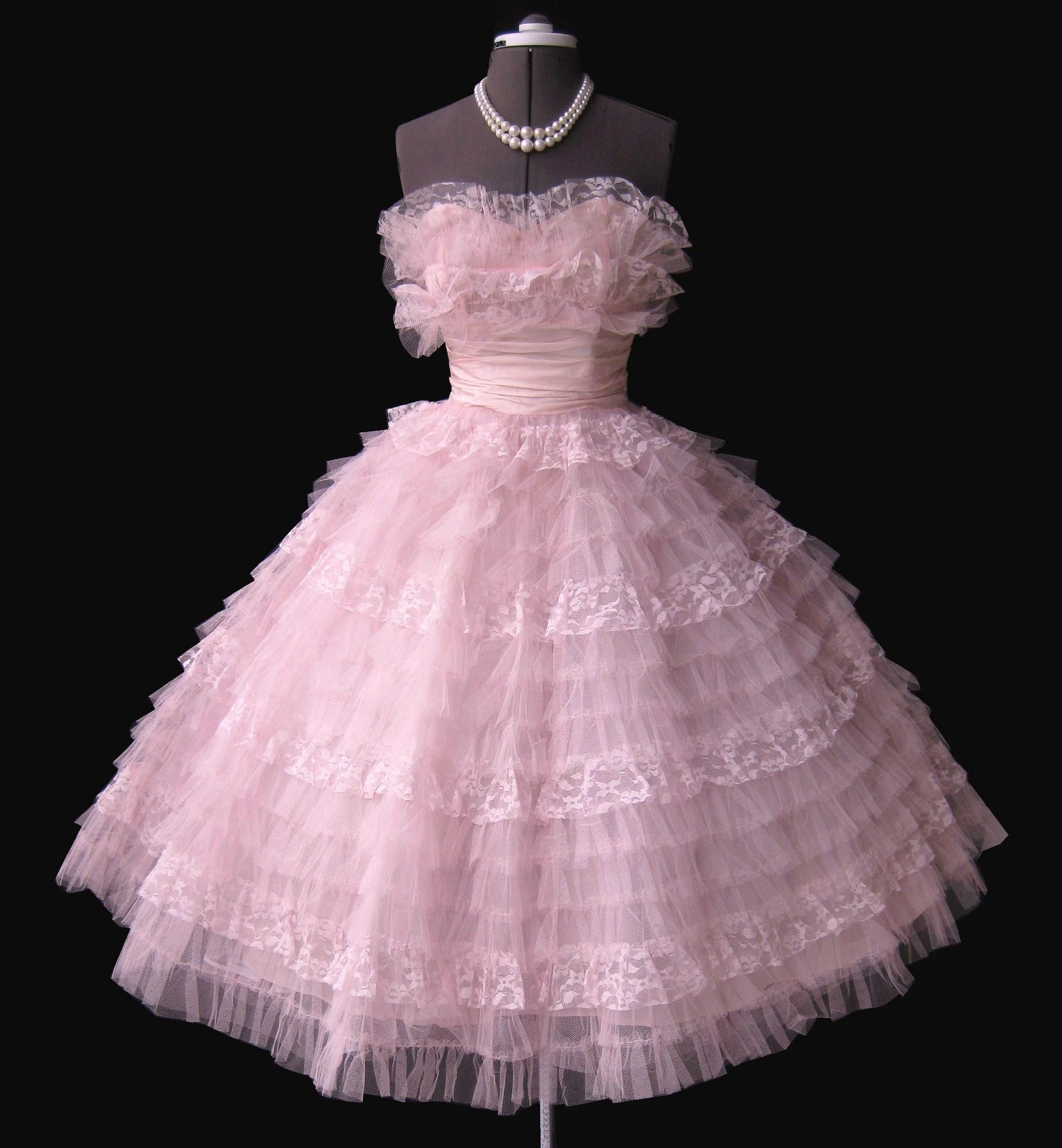 1950 S Party Dresses