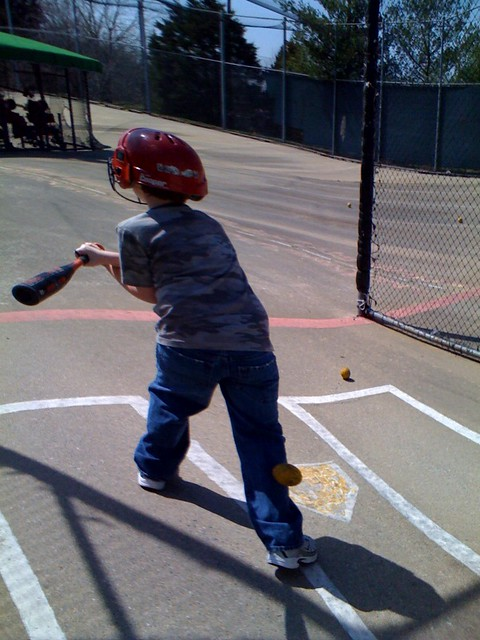 Outdoor Batting Cages Long Island