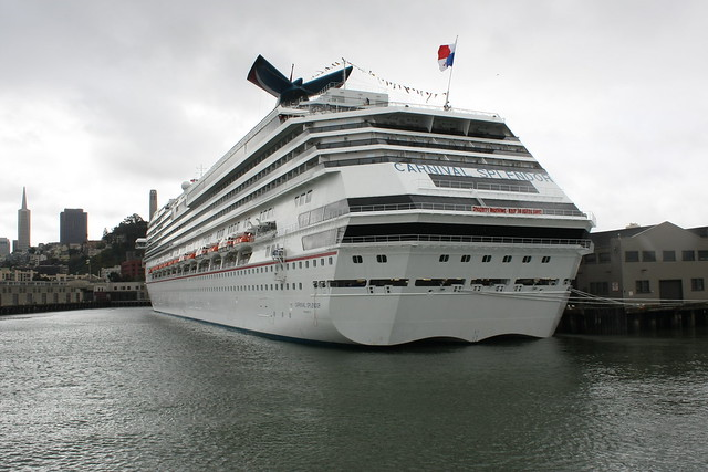 Carnival Splendor Cruise Ship  Flickr  Photo Sharing
