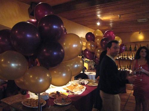 John Steinberg's Birthday Party, Kuleto's T… IMG_7748
