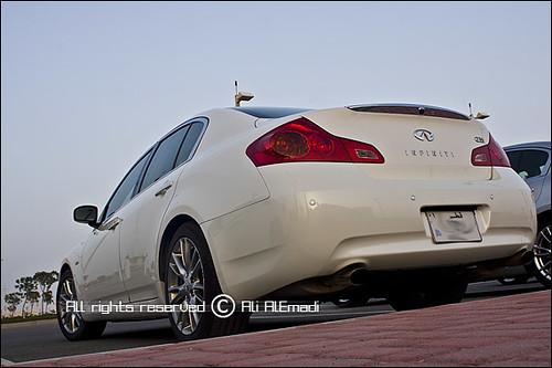 My Friend Car Infiniti G35 Sedan But Pearl Color