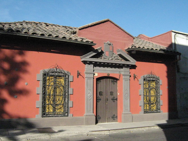 Fachadas de casas antiguas old houses in the city - Fachadas antiguas de casas ...