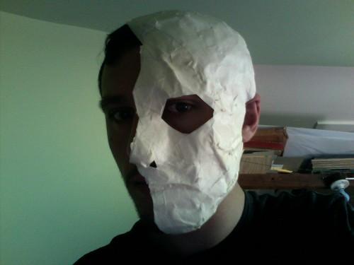 Half mask 20