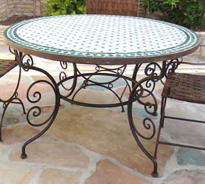 Furniture on Moroccan Outdoor Furniture Los Angeles The Outdoor