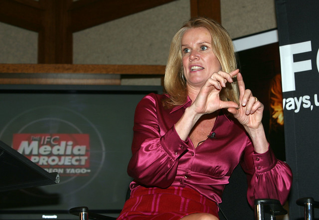Katty Kay Nude 99