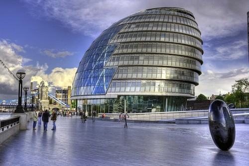 City Hall GLA