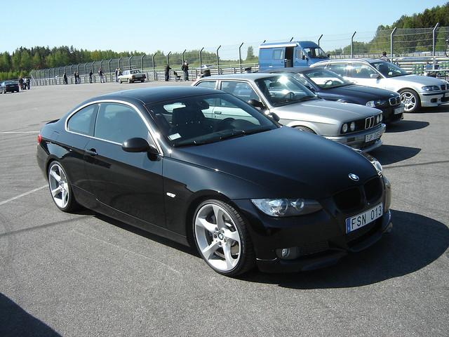 Image of BMW 335i Coupé