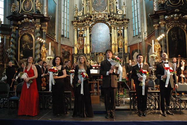 Collegium 1704, Václav Luks (23.5.2009)