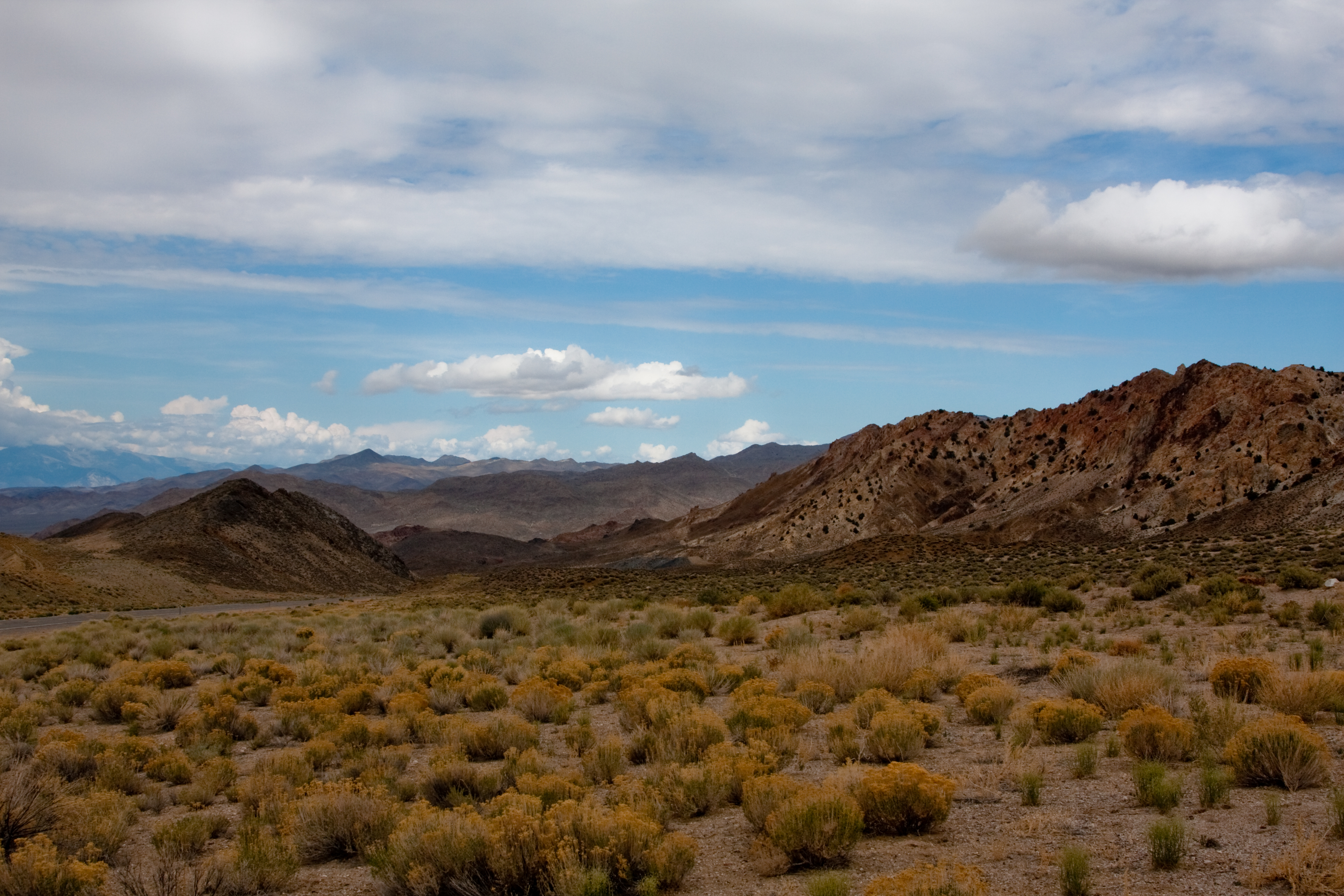 Elevation of Mount Ferguson, Mt Ferguson, Nevada, USA - Topographic ...