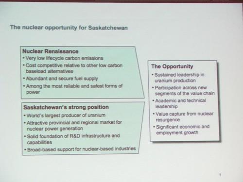 UDP in Saskatchewan