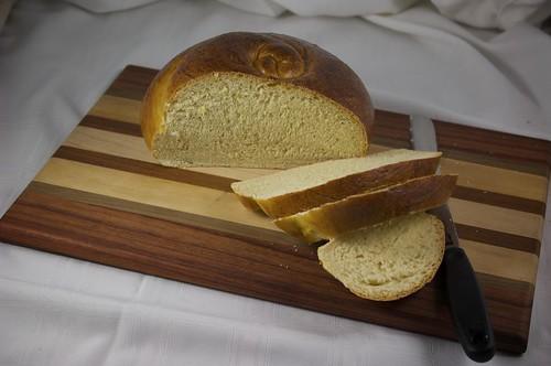 Vanilla Challah Bread