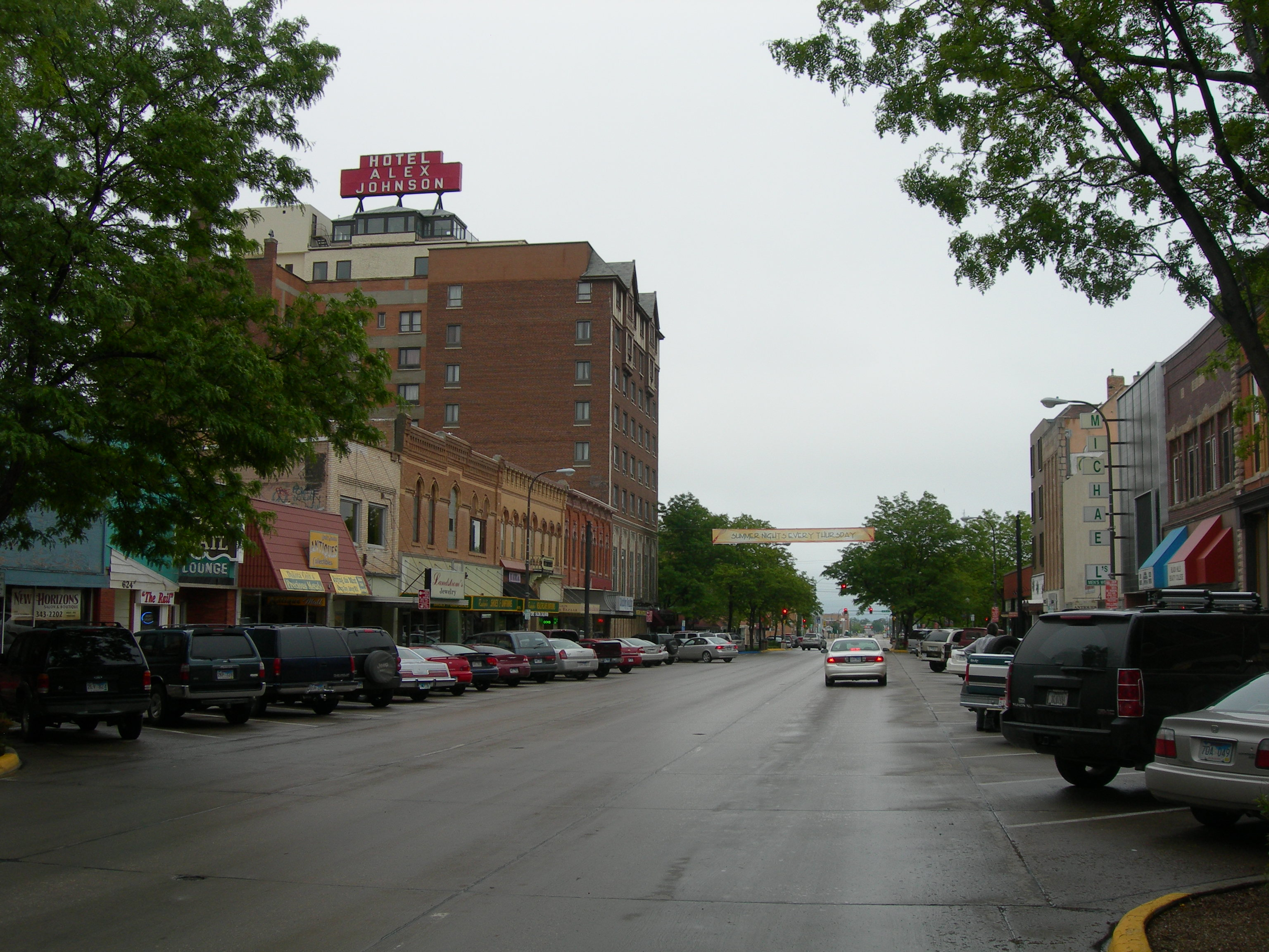 Downtown Rapid City South Dakota Flickr Photo Sharing