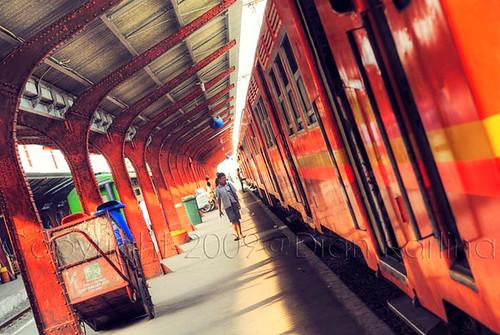 Orange Station
