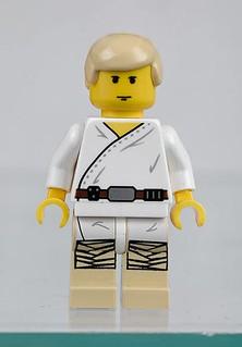 LEGO Star Wars Visual Dictionary Luke Skywalker