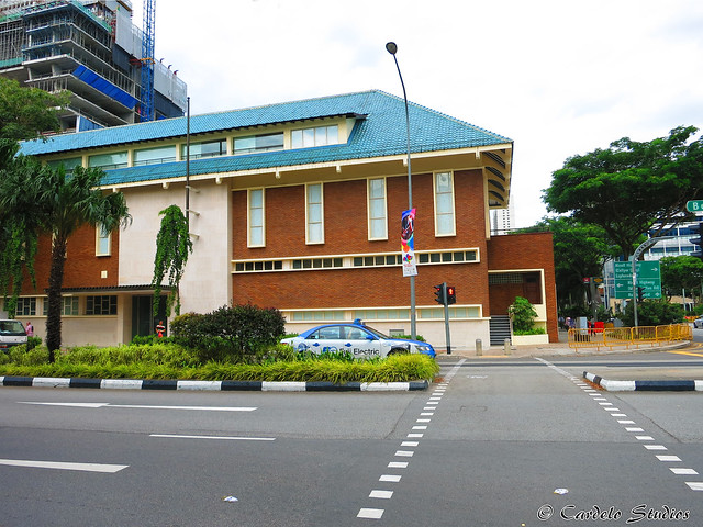 South Beach Lifestyle Quarter (former SAF Non-Commissioned Officers Club) 02