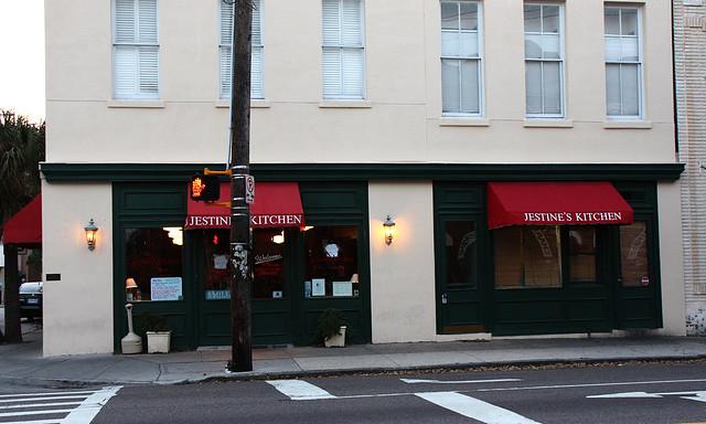 Jestine S Kitchen Charleston Sc