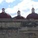 Domes of Iglesia de San Pablo