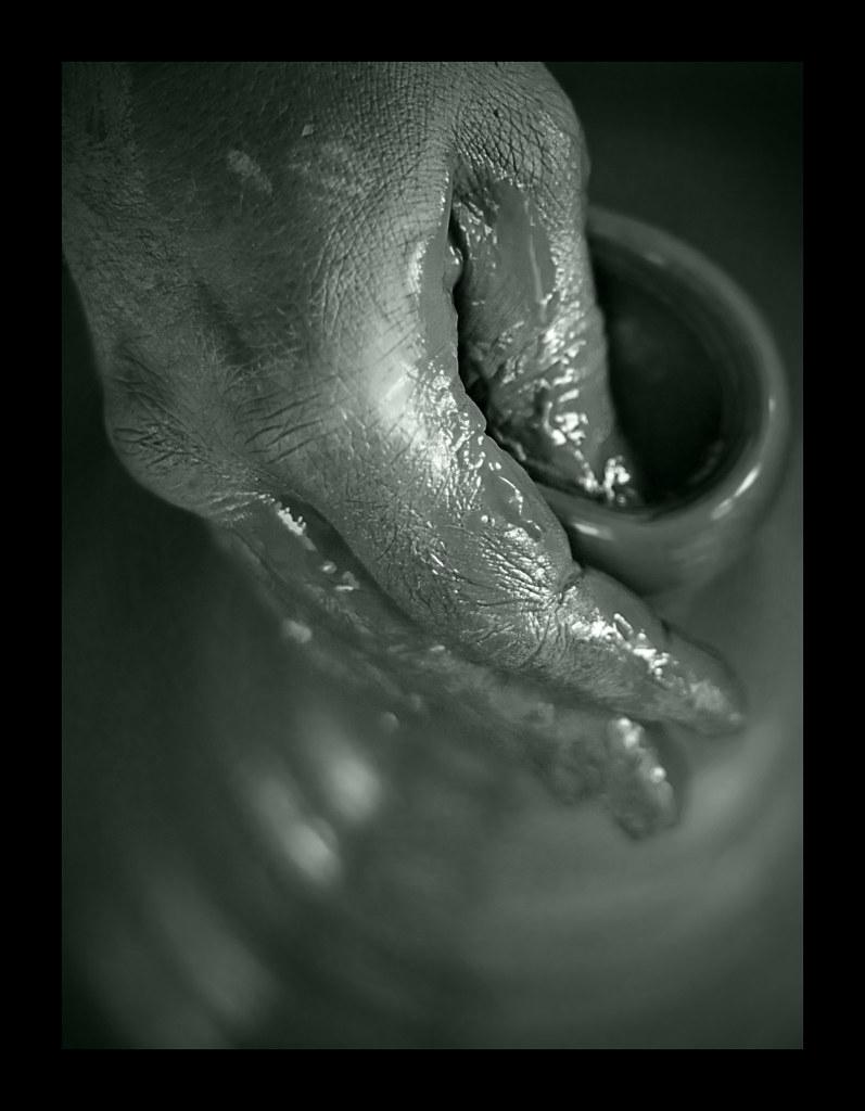 Moulding hand