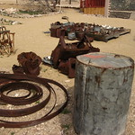 Ghost Town of Rhyolite, Nevada (5)