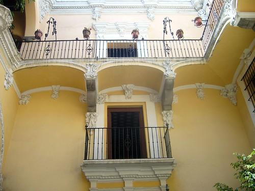 Escaleras - Puebla