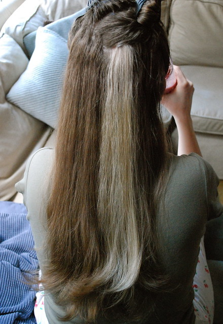 Natural Hair A B Big Hair