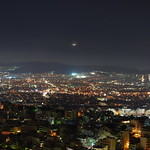 Athens Earth Hour 2009