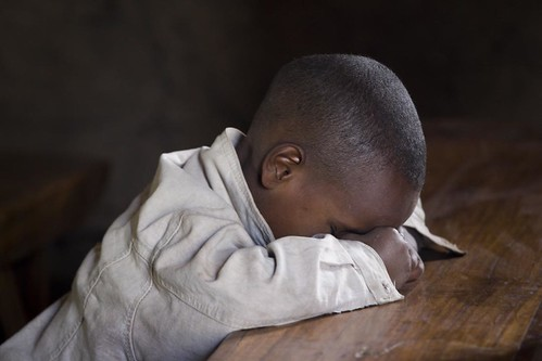 Ethiopia: Innocent Prayers of a Young Child