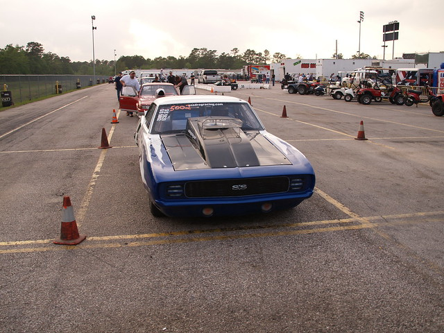 Houston Texas HMP Houston Motorsports Park Hot Rod