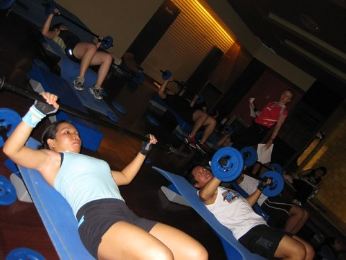 Body Pump Module Training - from Vanessa 26