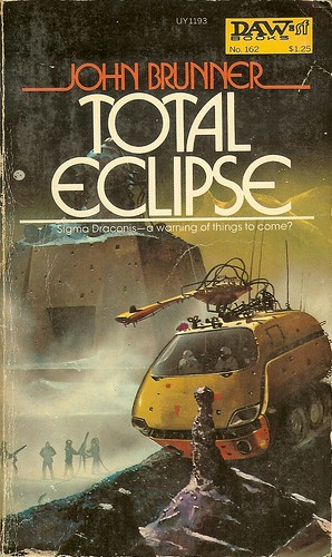Total Eclipse - John Brunner