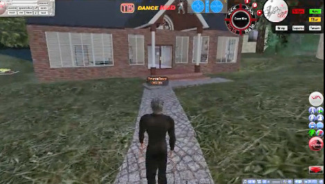 Virtual Home In Second Life Build Dream House Second