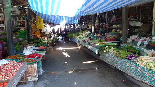 Koh Samui Laemdin Market コサムイ レムディーン市場3