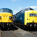 55022 & 45060 at Eastleigh