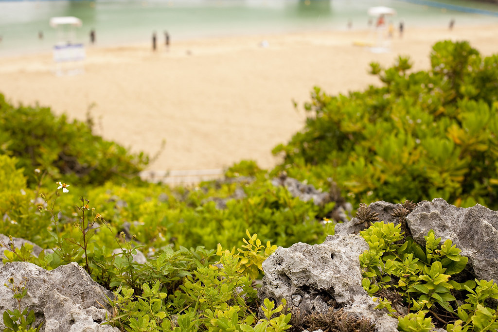 beach destinations in Japan