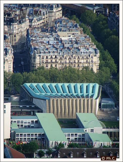 Siège de l'UNESCO - Place Fontenoy - Paris