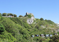 Rufus Castle, Church Ope Cove, Isle Of Portland, Dorset.