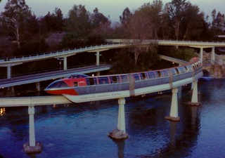 When monorails were the last word in cool