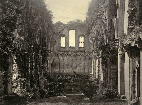 Glastonbury Abbey, Chapel of Saint Mary's