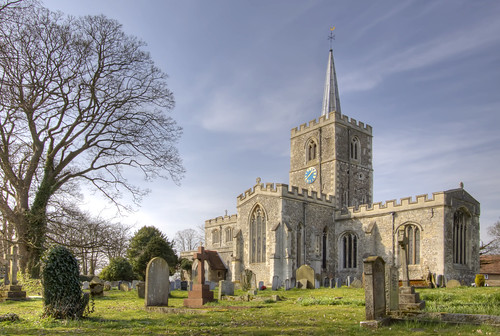 St Mary the Virgin, Ivinghoe #2