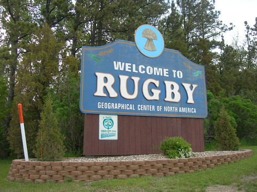 Rugby North Dakota