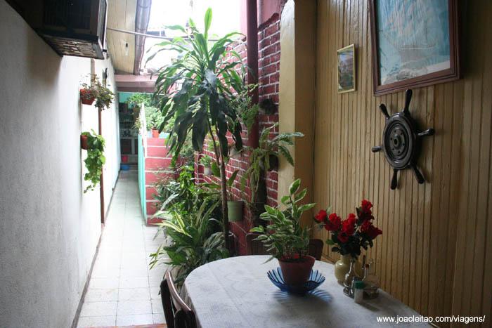 Casa Particular Hotel em Santiago de Cub