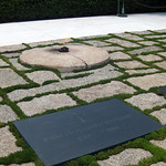 Virginia - Arlington National Cemetery: John F. Kennedy gravesite
