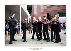 SHINE Youth Mascot Parade 2009