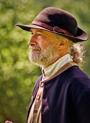 Saratoga National Historic Park Ranger Joe Craig