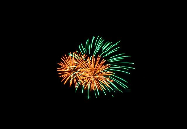 Fireworks - #2899