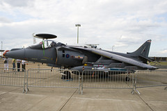 ZG503 - Royal Air Force - British Aerospace Harrier GR9 - 090704 - Waddington - Steven Gray - IMG_0002