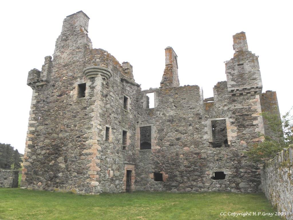 Castillo de Glenbuchat
