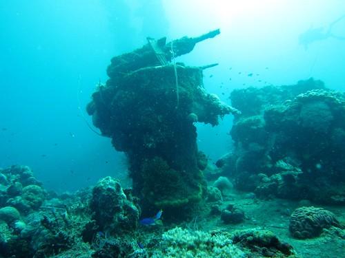 Shinkasan Maru - Truk Lagoon