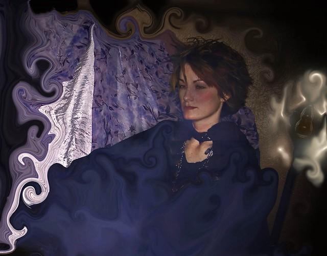 Sleeping Beauty's Evil Fairy   Flickr - Photo Sharing!