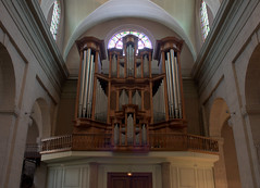 synagogue(0.0), electronic device(0.0), organ pipe(1.0), keyboard(1.0), place of worship(1.0), chapel(1.0), organ(1.0), pipe organ(1.0),